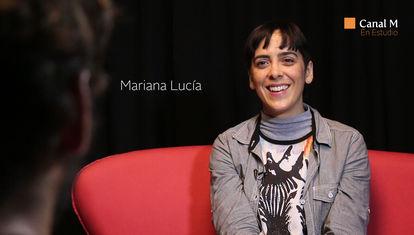 EN ESTUDIO: Mariana Lucía
