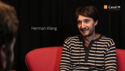 EN ESTUDIO: Herman Klang