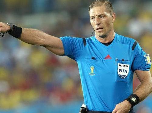 Chỉ định trọng tài ở tứ kết World Cup, FIFA gây tranh cãi