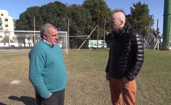 As mostr la tv argentina el presente de plaza colonia - Albaniles en montevideo ...