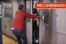 Una recopilación de neoyorquinos que se pierden el Metro en el último instante. Para romperte el corazón.