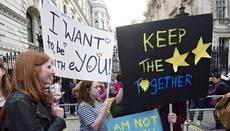Algunos británicos lamentan haber votado por el brexit; buscan segundo referéndum
