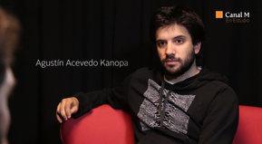 EN ESTUDIO: Agustín Acevedo Kanopa