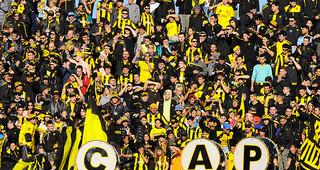 Actividades oficiales de Peñarol en la jornada celebración de su aniversario