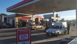 Multas por paro de estacioneros alcanzan los 600 mil pesos