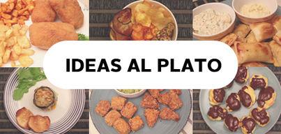 Ideas al plato