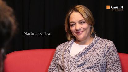 EN ESTUDIO: Martina Gadea