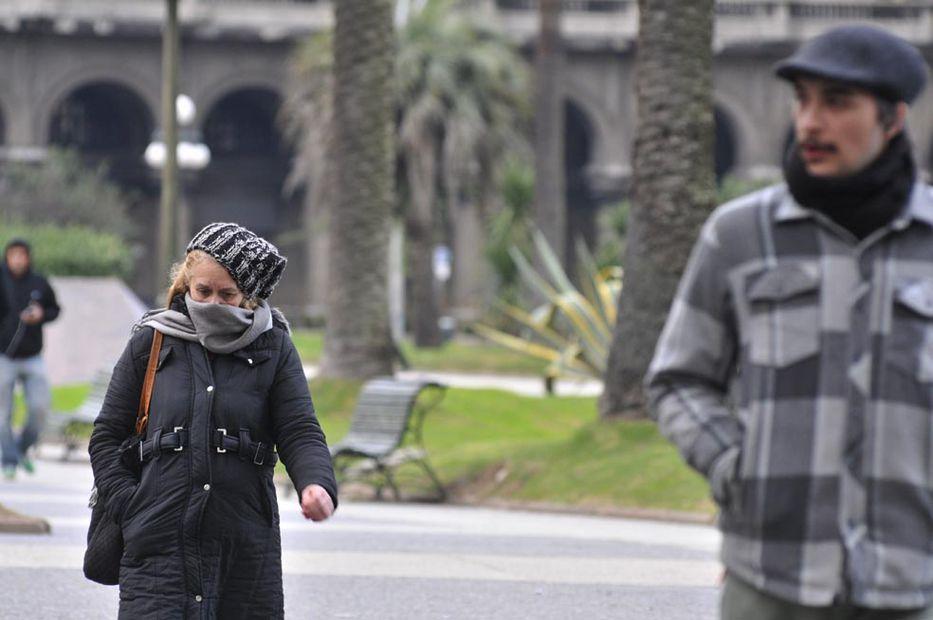El frío no es solo brasilero