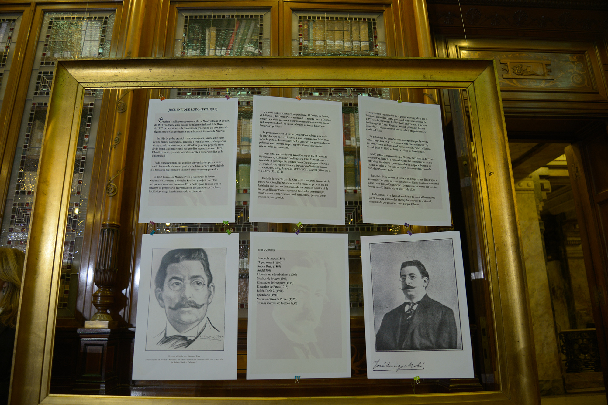 El MEC lanzó un concurso de ensayos sobre José Enrique Rodó - Montevideo Portal