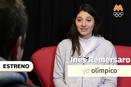 Ya con un Juego Olímpico en su trayectoria Inés Remersaro se prepara para Río 2016.