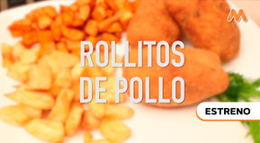 IDEAS AL PLATO: Rollitos de pollo
