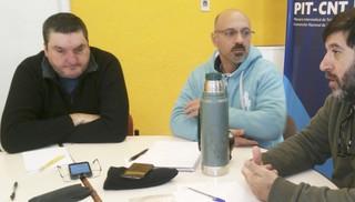 El Pit-Cnt le respondió a Tabaré Vázquez, quien rechazó el pedido de reunión