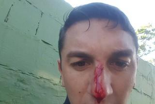 El entrenador de Rampla Juniors Germán Corengia fue agredido por un dirigente