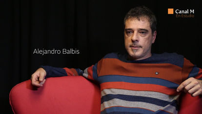 EN ESTUDIO: Alejandro Balbis