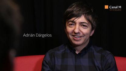 EN ESTUDIO: Adrián Dárgelos