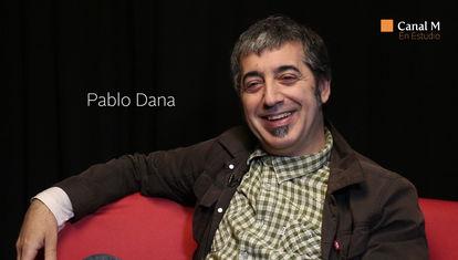 """EN ESTUDIO: Pablo """"Pato"""" Dana"""
