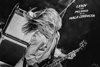 Entrevista Metralleta a Leroy Machado, que acaba de publicar su disco debut