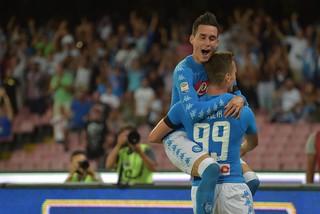 Italia: Napoli venció al Milan 4-2 de local con dobletes de Milik y Callejón