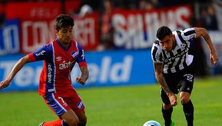 Uruguayo: Nacional le ganó 3-1 a Wanderers en el Parque Viera por la quinta fecha