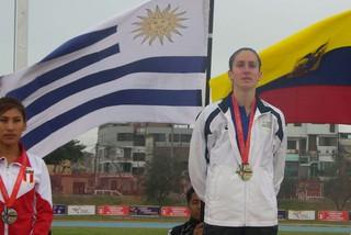 """""""En el podio no paraba de llorar, fue muy emocionante"""", dijo María Pía Fernández"""