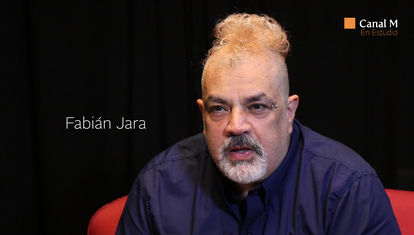 EN ESTUDIO: Fabián Jara