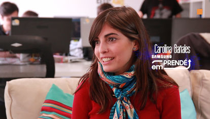 EMPRENDÉ SAMSUNG: Carolina Bañales