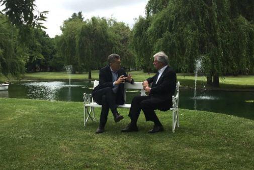 Tabaré Vázquez y Macri harán oficial la candidatura para el 2030
