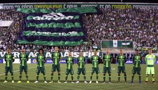 Conmebol proclamó oficialmente campeón de la Sudamericana al Chapecoense