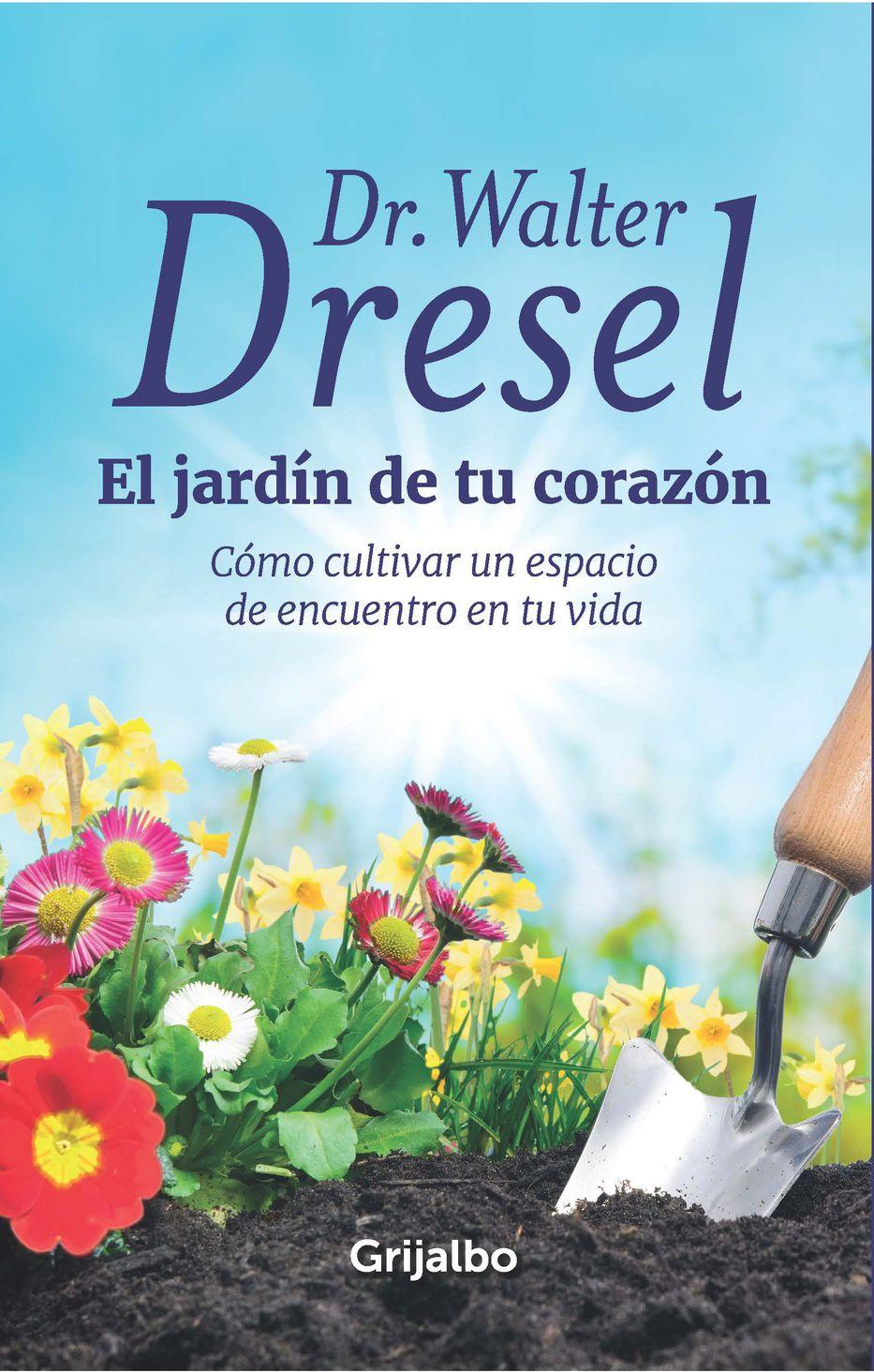 Con su nuevo libro walter dresel llama dise ar un espacio for Como disenar tu jardin