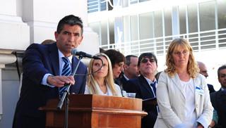 Sendic presenciará en Roma fallo contra militares uruguayos