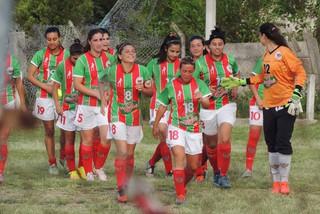 Arribaron las delegaciones que jugarán la Libertadores Femenina desde el martes