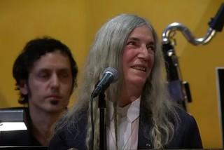 El error de Patti Smith que despertó una ovación en los Nobel