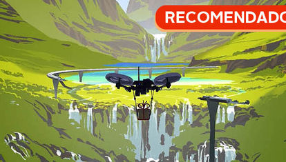 RECOMENDADO: El dron regalón
