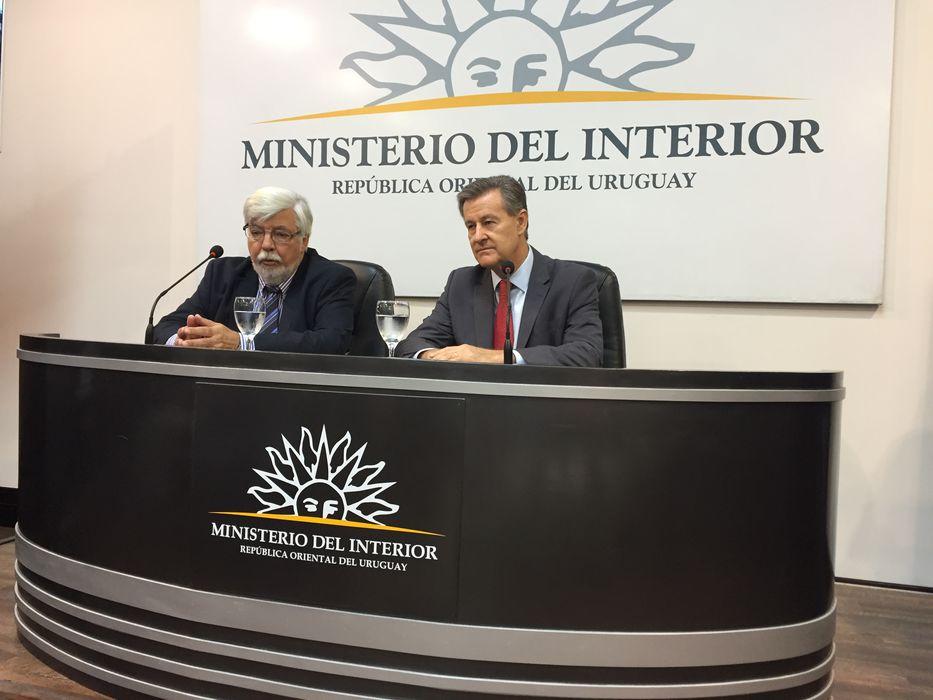 Hru dona al ministerio del interior sistema de video for Ultimas noticias del ministerio del interior