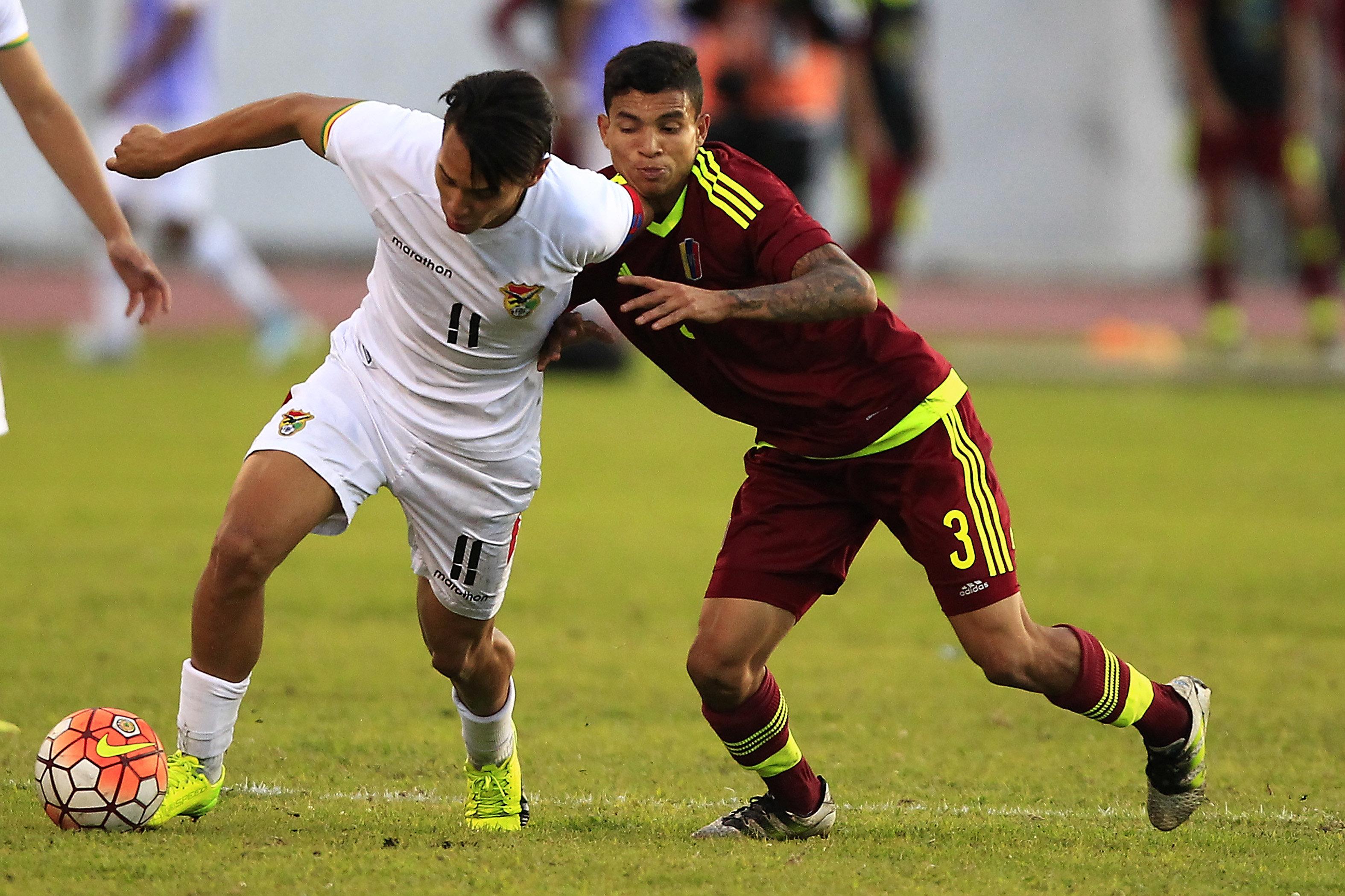 Sudamericano Sub 20: Sudamericano Sub-20: Venezuela Y Bolivia Igualaron Sin