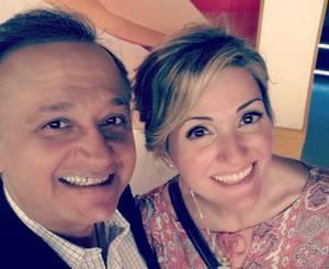 Luis Alberto Carballo y Rosina Benenatti se preparan para una desopilante historia teatral