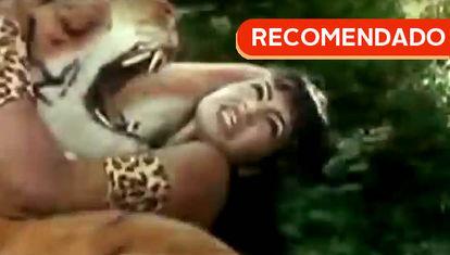 Cuidado con el tigre: efectos especiales de primera