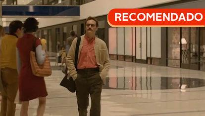 Joaquin Phoenix: caminando