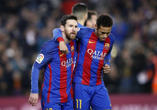 Barcelona va por la Copa del Rey. Foto: EFE l Alberto Estevez