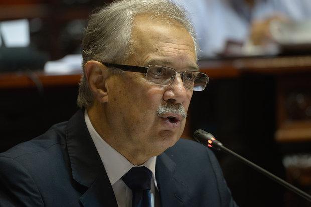 Foto: Departamento de Fotografía del Parlamento del Uruguay (Archivo)