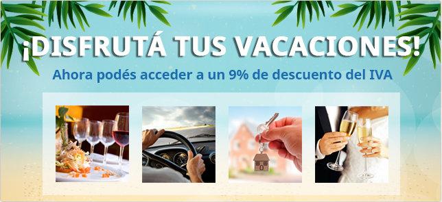imagen del contenido ¡Disfrutá tus vacaciones!