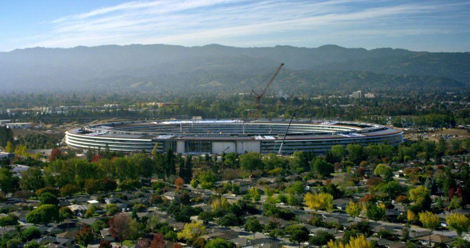 Apple abrirá su nuevo campus, Apple Park, el próximo mes de abril
