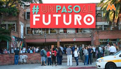 #UnPasoAlFuturo - Primer día de clases en el liceo 12