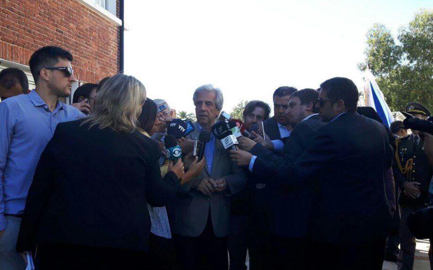 Tristeza y vergüenza por la pelea entre dos diputados oficialistas — Vázquez