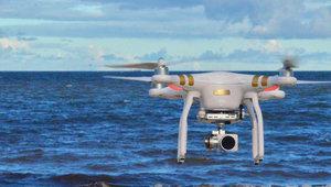 Volando con drones en Uruguay