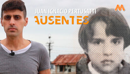 La desaparición de Juan Ignacio Pertusatti