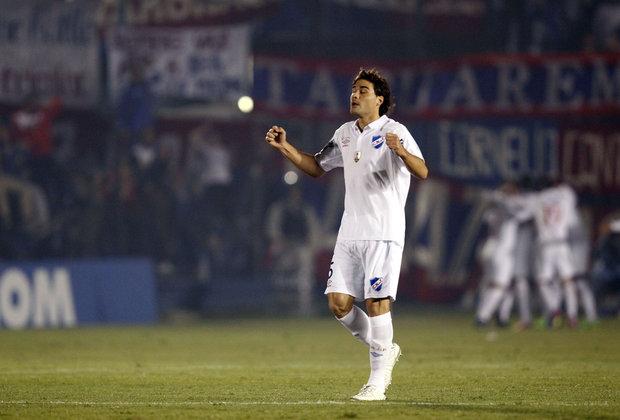 Rafael García deja Nacional y jugará en Argentina. Foto: EFE