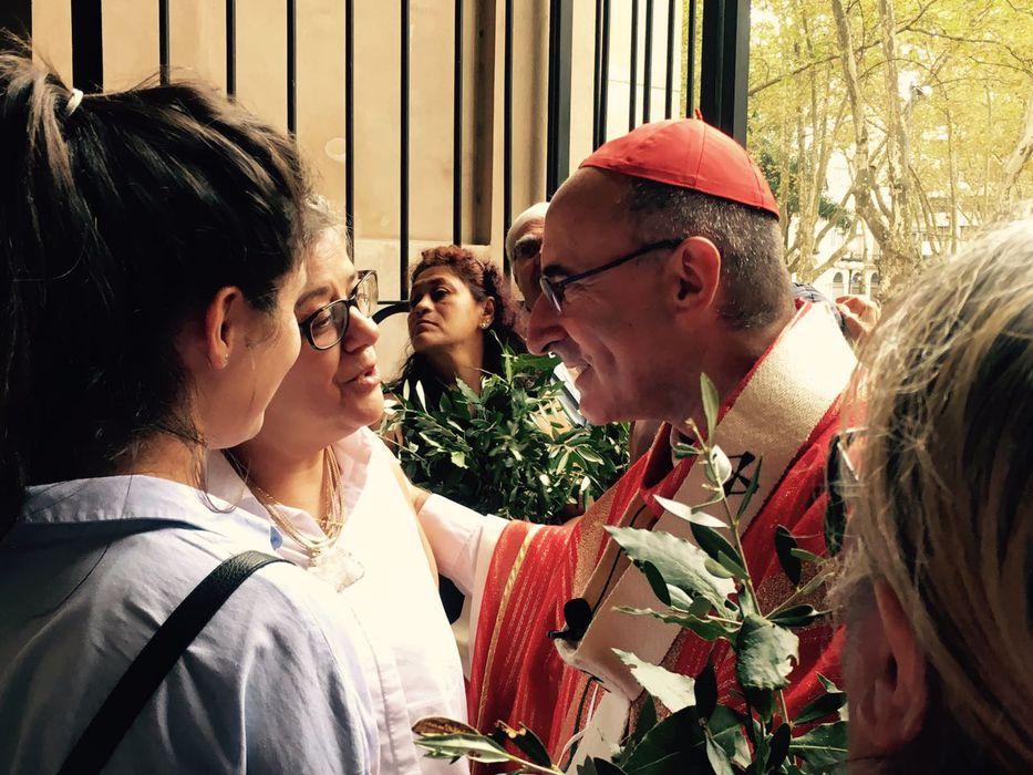 Inicia Semana Santa en Oaxaca con procesión de Domingo de Ramos