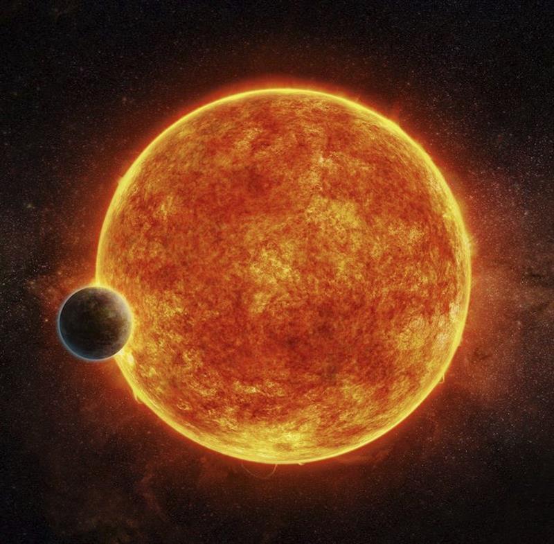 Localizan un planeta prometedor para buscar vida