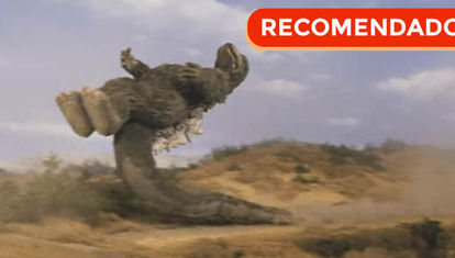 El golpe mortal de Godzilla